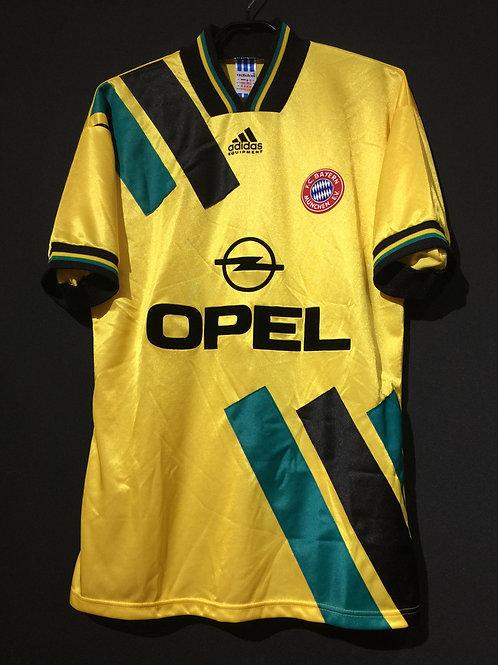 【1993/95】 / FC Bayern Munich / Away