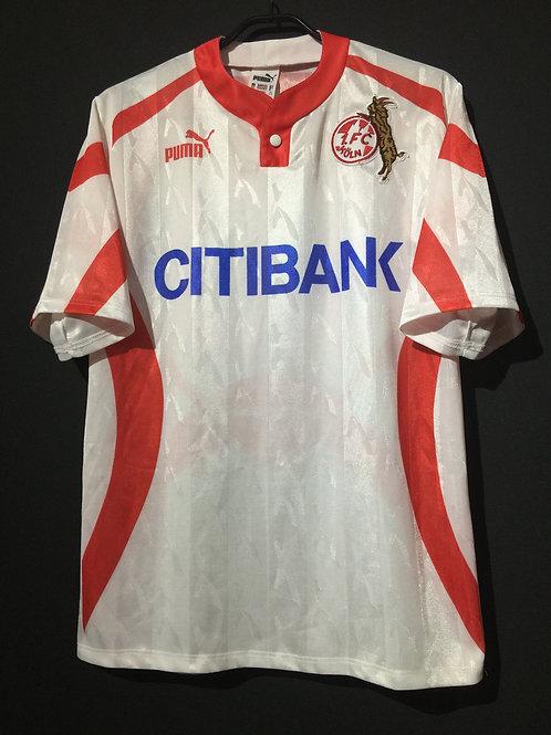 【1992/93】 / 1. FC Köln / Home / No.10