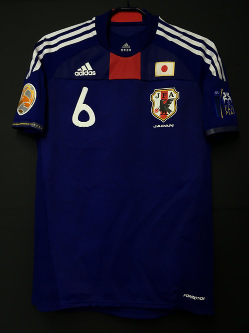 【2011】 / Japan / Home / No.6 UCHIDA / AFC Asian Cup / Authentic