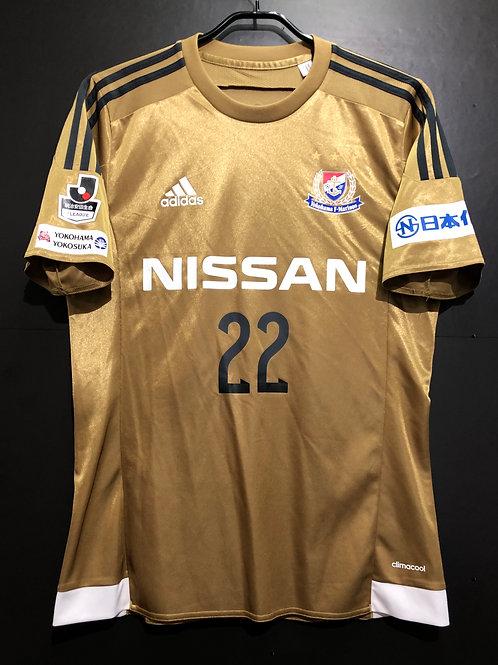 【2015】 / Yokohama F. Marinos / Away / No.22 BOMBER