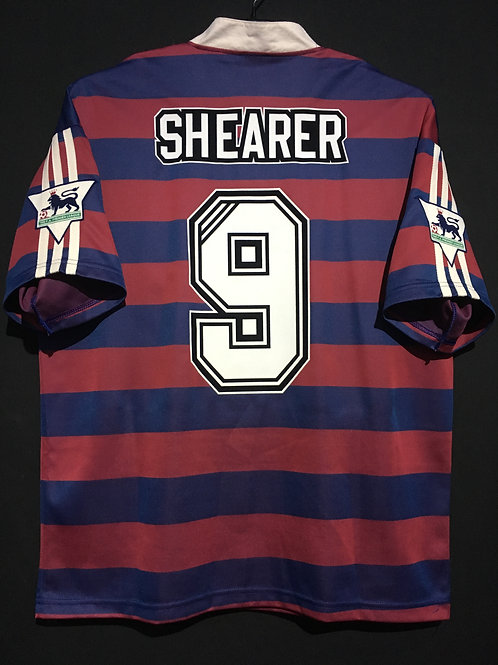 【1995/96】 / Newcastle United / Away / No.9 SHEARER