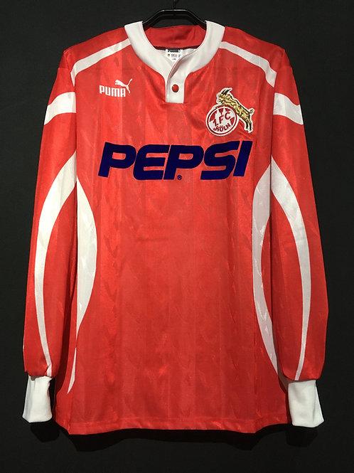 【1993/94】 / 1. FC Köln / Away