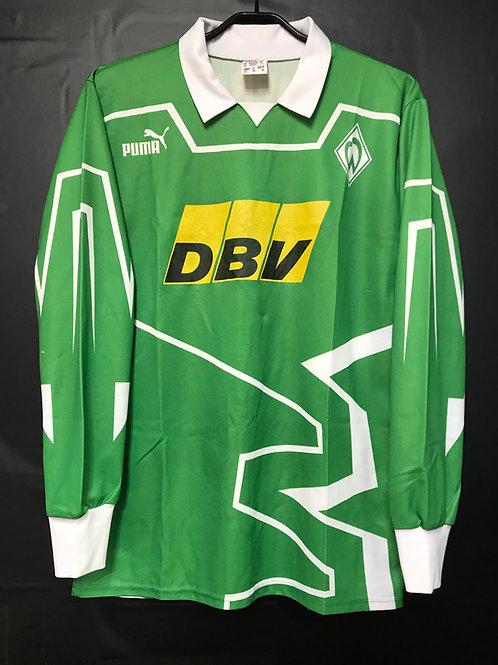 【1993/94】 / Werder Bremen / Away / No.11