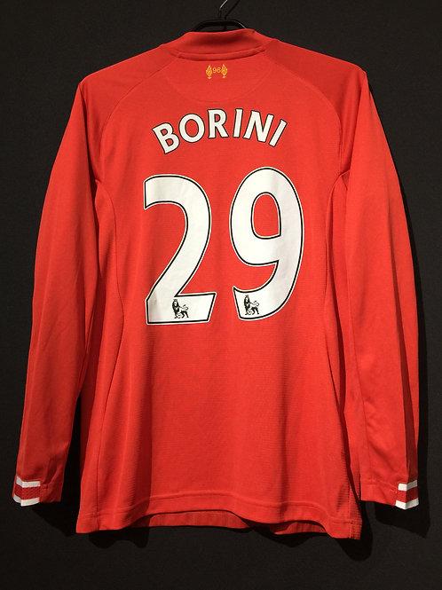 【2013/14】 / Liverpool / Home / No.29 BORONI