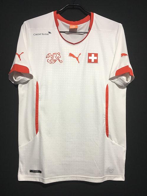 【2014/15】 / Switzerland / Away
