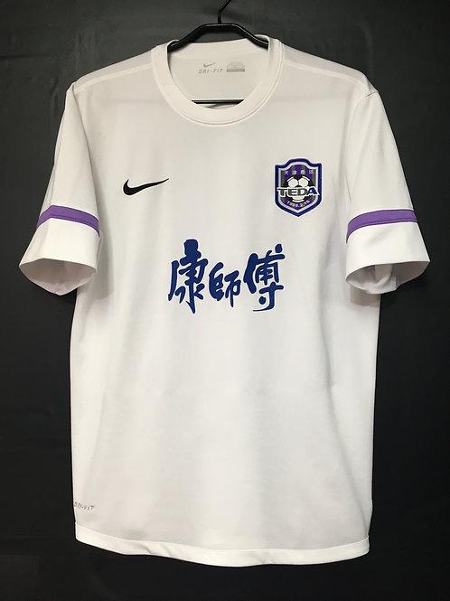 【2013】 / Tianjin TEDA F.C. / Home