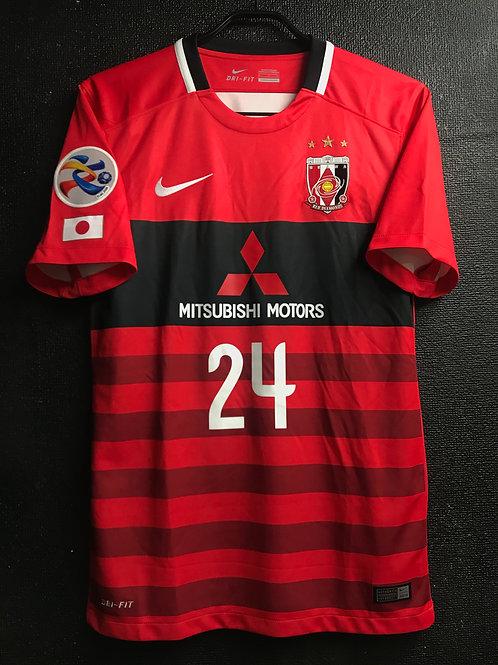 【2016】 / Urawa Red Diamonds / Cuop(Home) / No.24 SEKINE / ACL