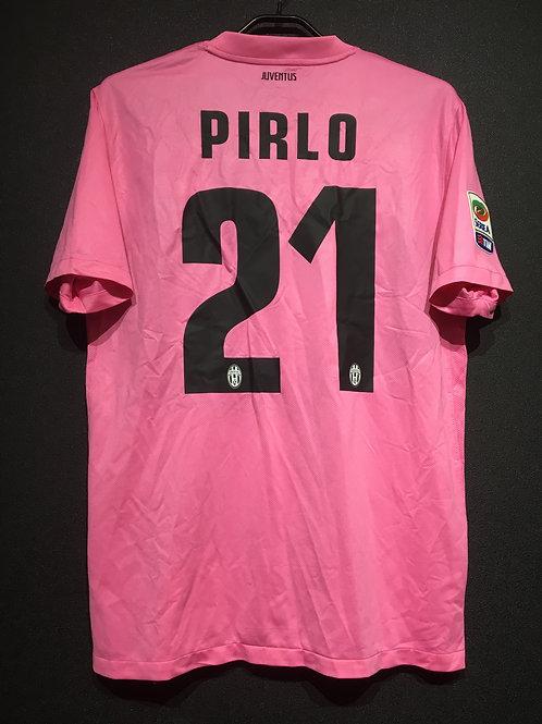 【2012/13】 / Juventus / 3rd / No.21 PIRLO