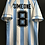 Thumbnail: 【1996/97】 / Argentina / Home / No.8 SIMEONE