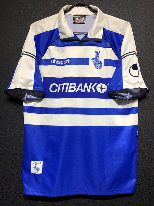 【2000/02】 / MSV Duisburg / Home