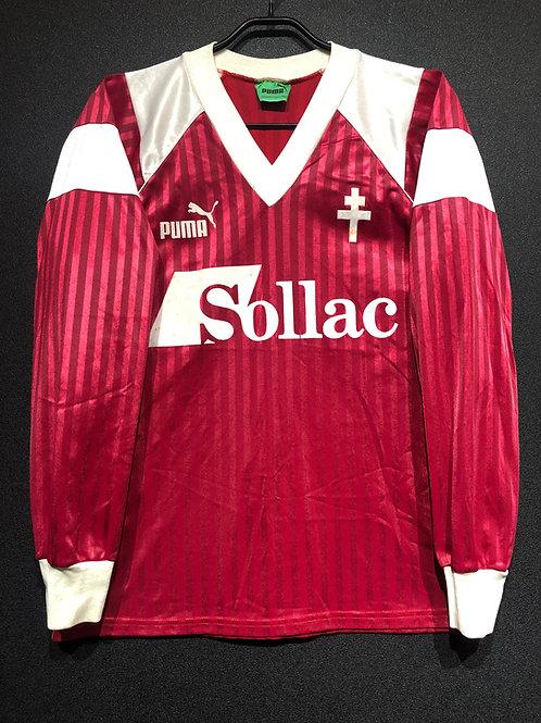 【1991/92】 / FC Metz / Home