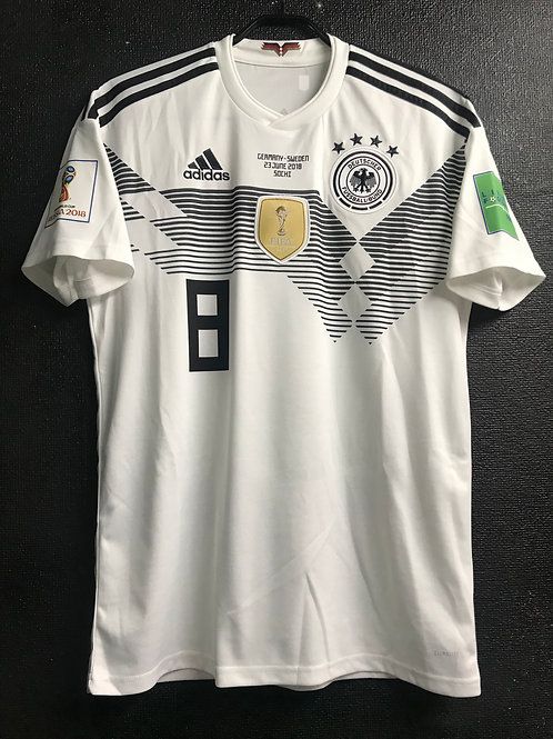 【2018】 / Germany / Home / No.8 KROOS / FIFA World Cup