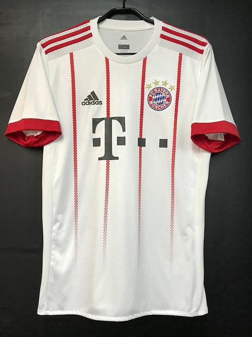 【2017/18】 / FC Bayern Munich / 3rd
