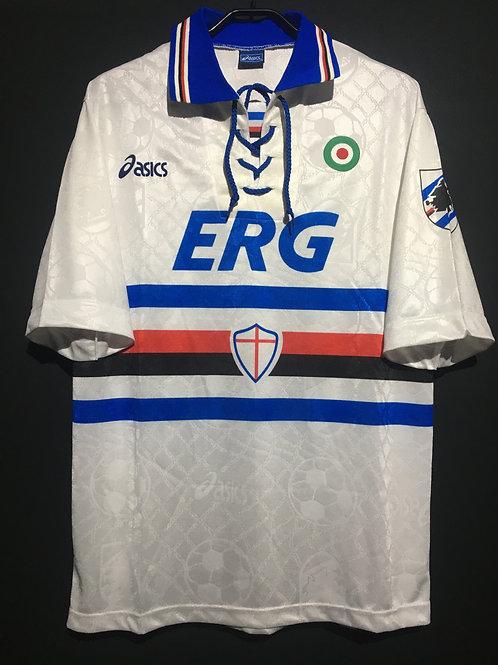 【1994/95】 / U.C. Sampdoria / Away