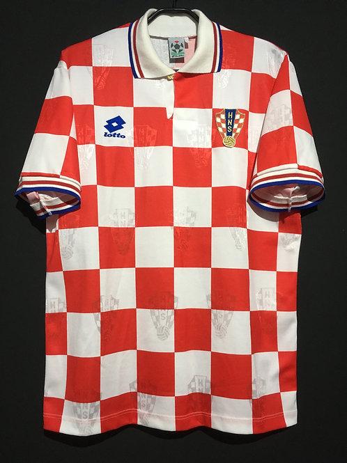 【1996/97】 / Croatia / Home
