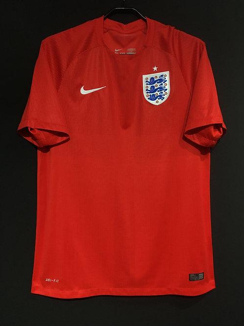 【2014/15】 / England / Away