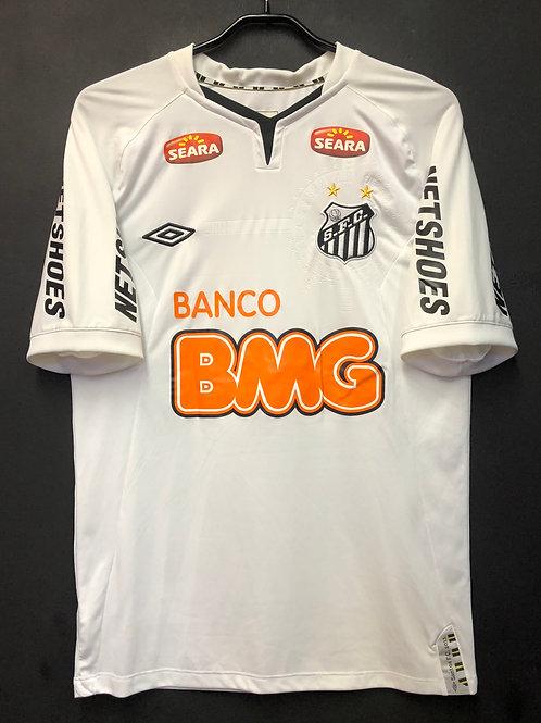 【2010】 / Santos FC / Home / No.11