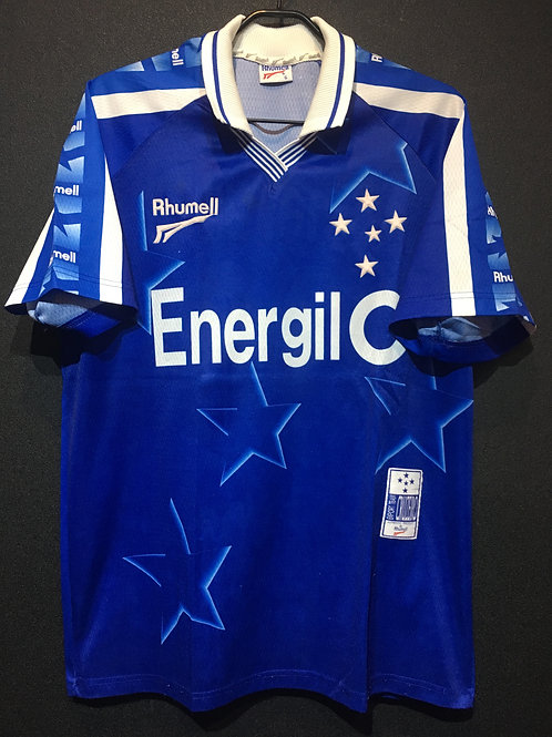 【1997】 / Cruzeiro Esporte Clube / Home