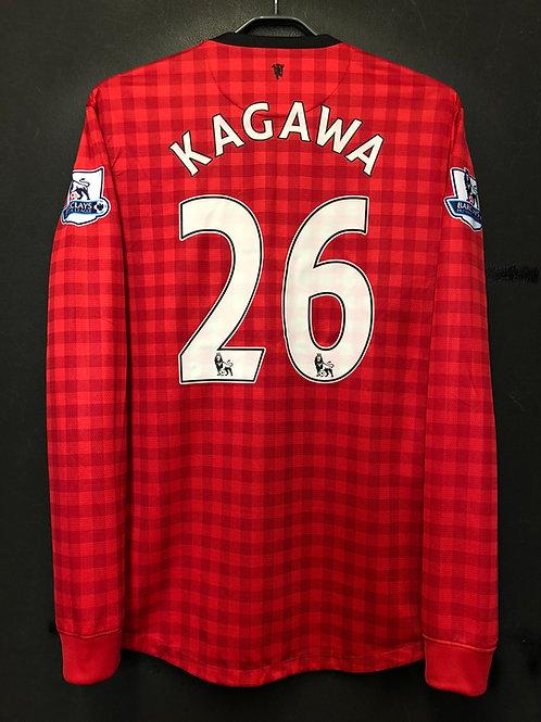 【2012/13】 / Manchester United / Home / No.26 KAGAWA