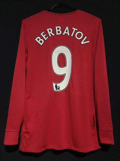 【2009/10】 / Manchester United / Home / No.9 BERBATOV