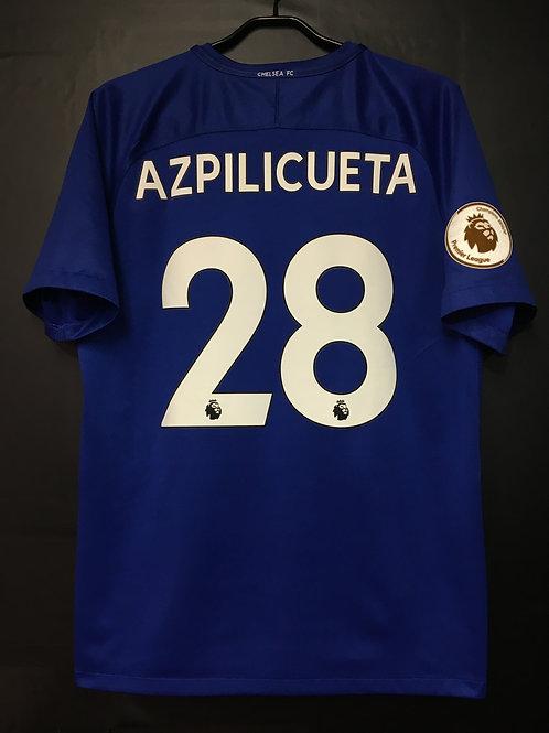 【2017/18】 / Chelsea / Home / No.28 AZPILICUETA