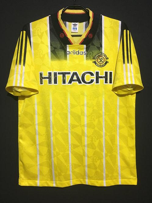 【1995/96】 / Kashiwa Reysol / Cup(Home)