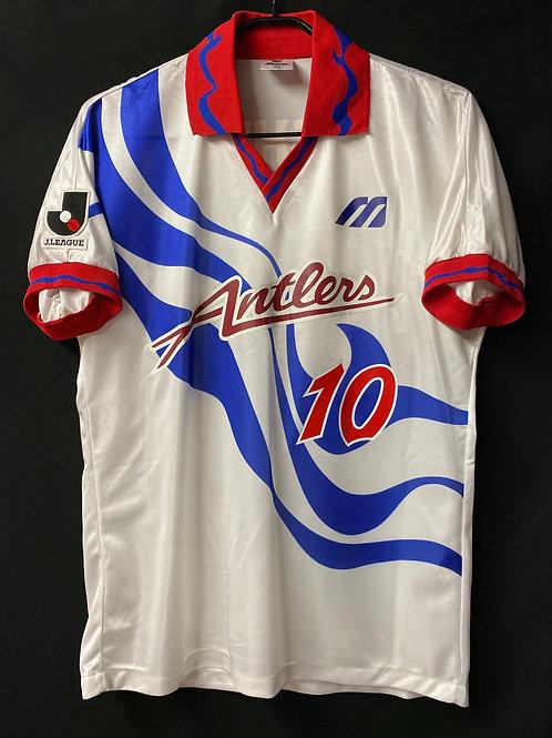 【1993/94】 / Kashima Antlers / Away / No.10