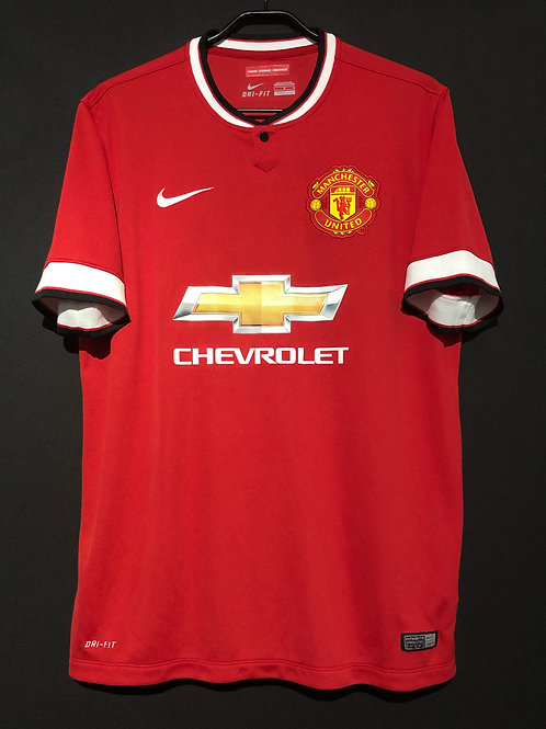 【2014/15】 / Manchester United / Home