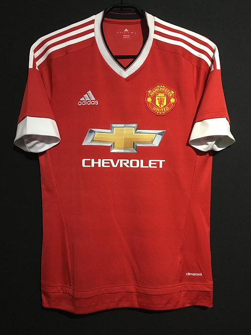 【2015/16】 / Manchester United / Home