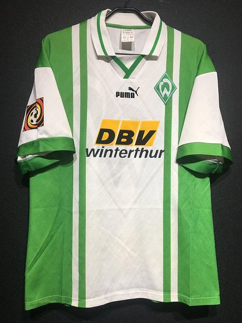 【1996/97】 / Werder Bremen / Away