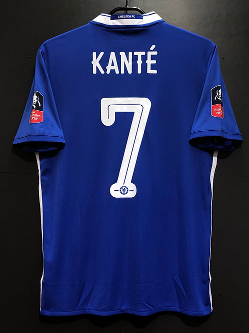 【2017】 / Chelsea / Home / No.7 KANTE / FA Cup Final