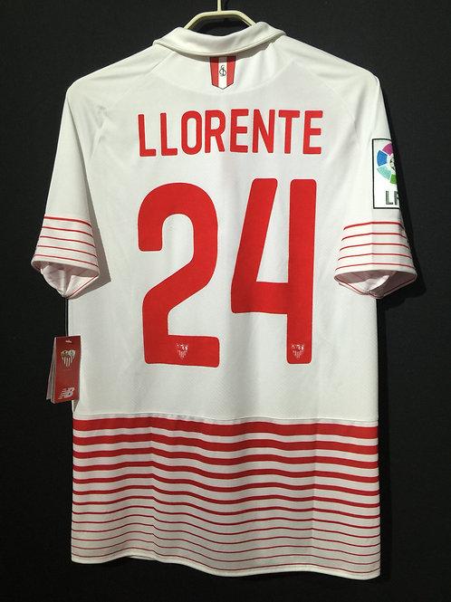 【2015/16】 / Sevilla FC / Home / No.24 LLORENTE