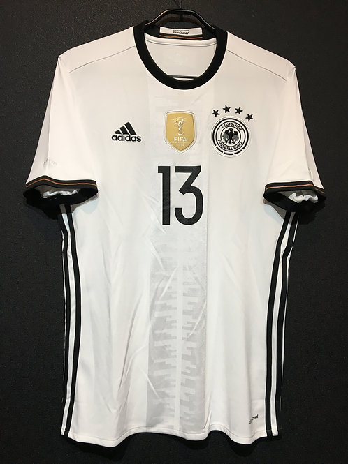 【2016/17】 / Germany / Home / No.13 MULLER