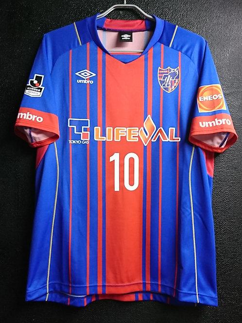 【2015】 / FC Tokyo / Home / No.10 KAJIYAMA