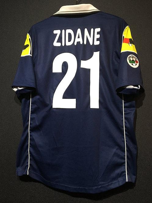 【2000/01】 / Juventus / 3rd / No.21 ZIDANE