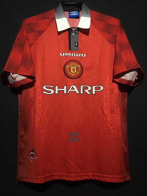 【1996/98】 / Manchester United / Home