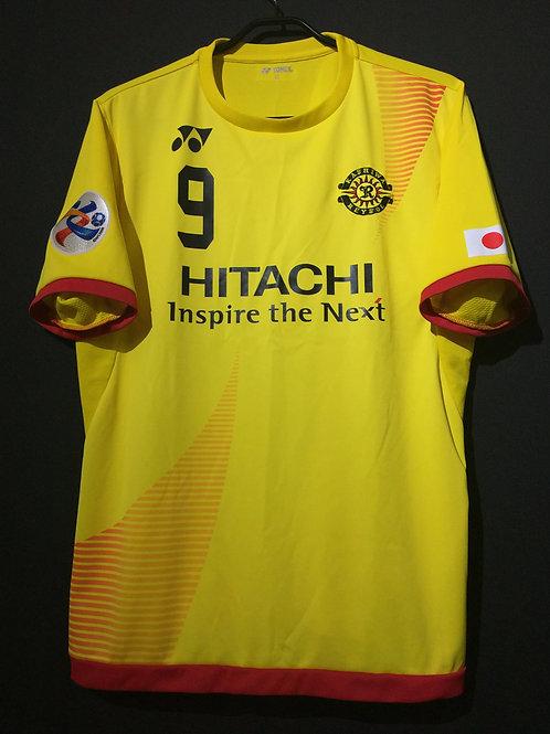 【2015】 / Kashiwa Reysol / Home / No.9 KUDO / ACL