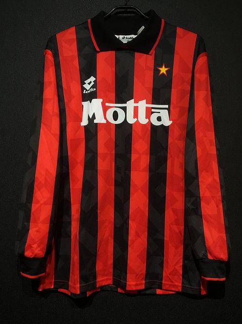 【1993/94】 / A.C. Milan / Home