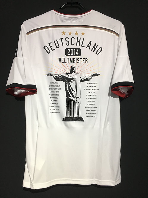 【2014】 / Germany / Home / FIFA World Cup Champions