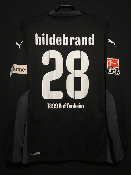 【2008/09】 / TSG 1899 Hoffenheim / GK / No.28 HILDEBRAND