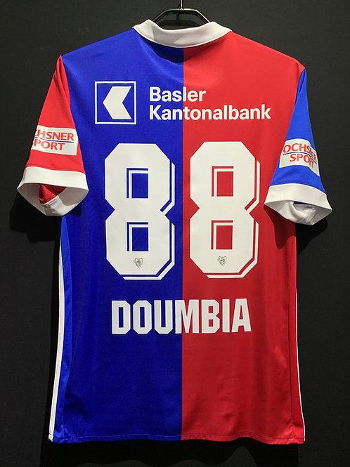 【2017】 / FC Basel / Home / No.88 DOUMBIA