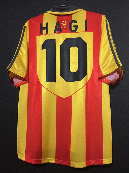 【1999/2000】 / Galatasaray S.K. / Home / No.10 HAGI