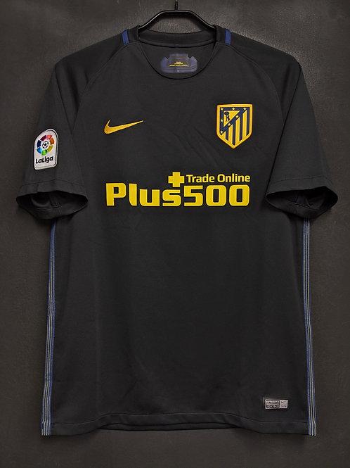 【2016/17】 / Atletico Madrid / Away