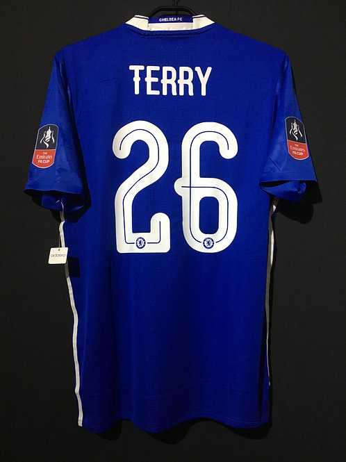 【2017】 / Chelsea / Home / No.26 TERRY / FA Cup Final