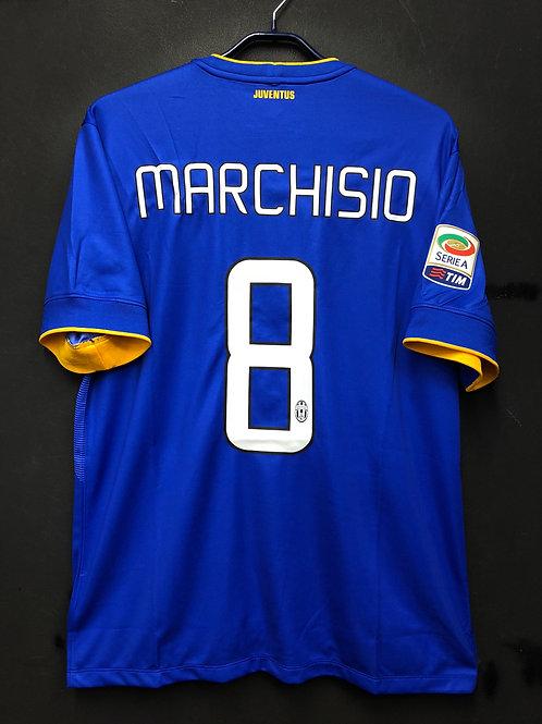 【2014/15】 / Juventus / Away / No.8 MARCHISIO