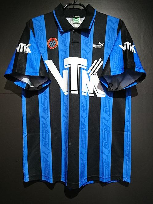 【1994/95】 / Club Brugge KV / Home / No.14