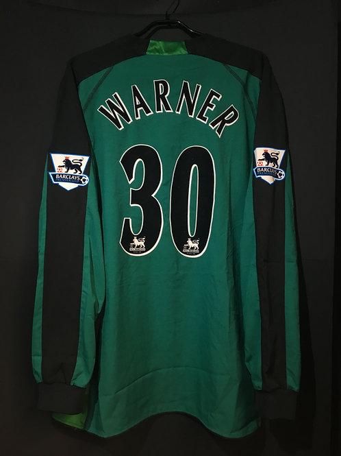 【2005/06】 / Fulham F.C. / GK / No.30 WARNER