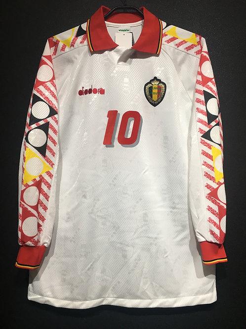 【1994/95】 / Belgium / Away / No.10 SCIFO