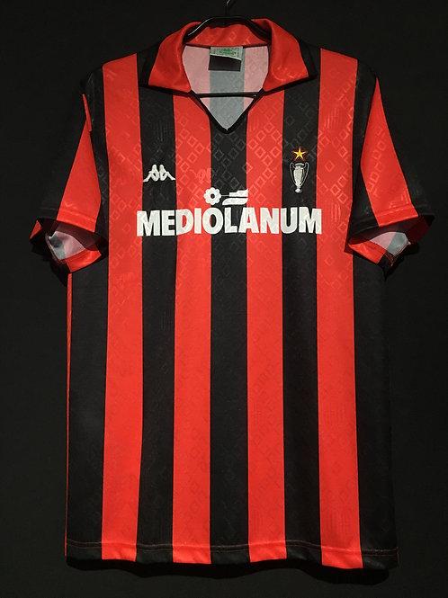 【1989/90】 / A.C. Milan / Home / No.9 / Reproduction
