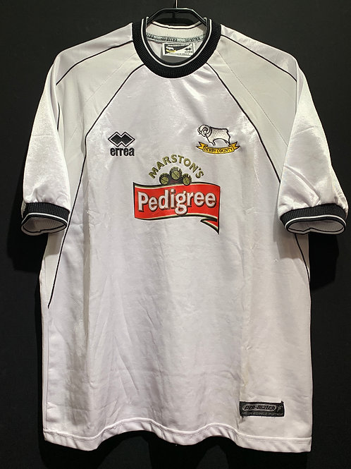 【2001/03】 / Derby County F.C. / Home